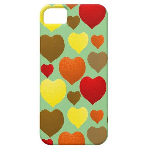 Amo caída iPhone 5 Case-Mate coberturas
