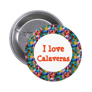 AMO Calaveras Pin