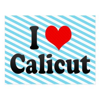 Amo Calicut, la India. Mera Pyar Calicut, la India Postal