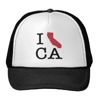 Amo California Gorro