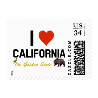 Amo California Franqueo