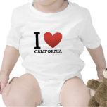 Amo California Trajes De Bebé