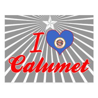 Amo Calumet, Minnesota Postal