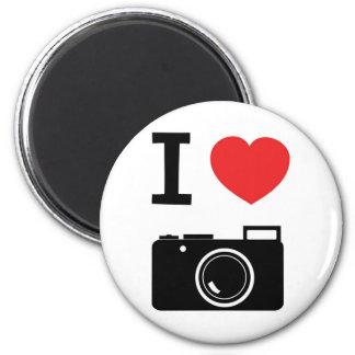 Amo cámaras imán redondo 5 cm