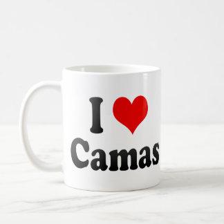 Amo Camas España Yo Encanta Camas España Taza De Café