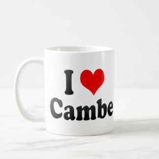 Amo Cambe, el Brasil Tazas De Café