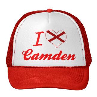 Amo Camden, Alabama Gorras