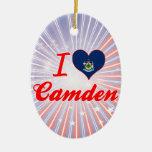 Amo Camden, Maine Adorno