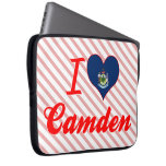 Amo Camden, Maine Fundas Computadoras