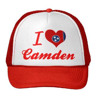 Amo Camden, Tennessee Gorras