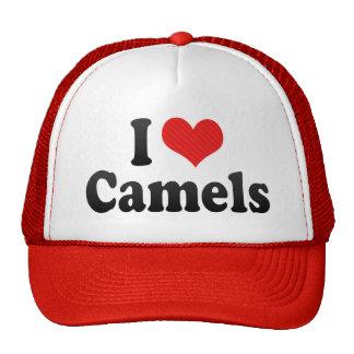 Amo camellos gorro de camionero