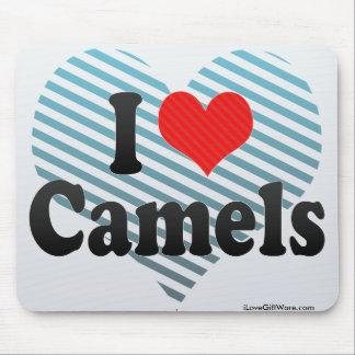 Amo camellos tapete de raton