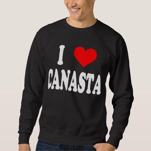 """""""Amo camisa de la canasta"""""""