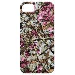 Amo Camo rosado iPhone 5 Carcasa