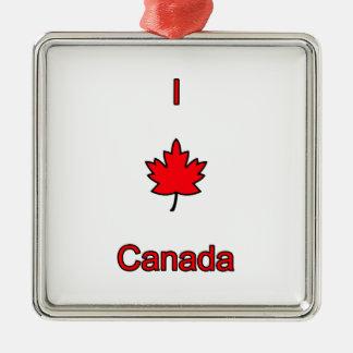 Amo Canadá Ornamentos De Reyes Magos
