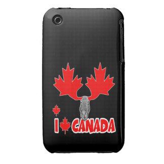 Amo Canadá iPhone 3 Cobreturas