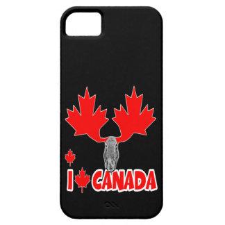 Amo Canadá iPhone 5 Case-Mate Cárcasas