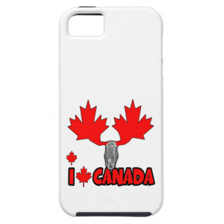 Amo Canadá iPhone 5 Case-Mate Cárcasa