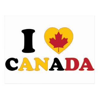 Amo Canadá Postal