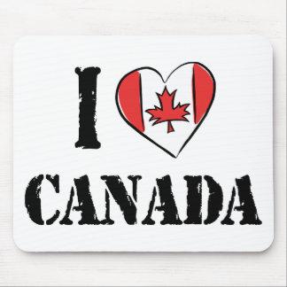 Amo Canadá Tapete De Raton