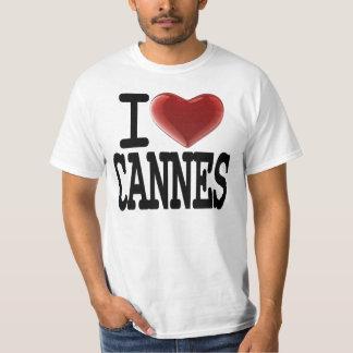 Amo CANNES Playera