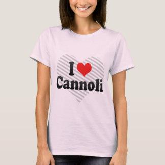 Amo Cannoli Playera