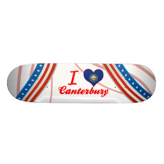 Amo Cantorbery New Hampshire Patines