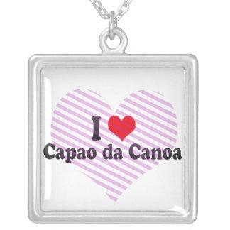 Amo Capao DA Canoa, el Brasil Joyeria