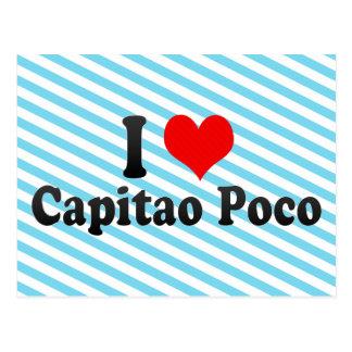 Amo Capitao Poco, el Brasil Postales