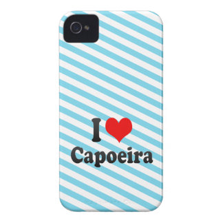 Amo Capoeira iPhone 4 Case-Mate Funda
