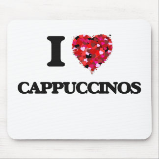 Amo Cappuccinos Mouse Pad