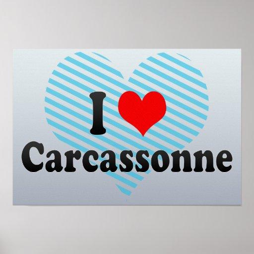Amo Carcasona, Francia Impresiones