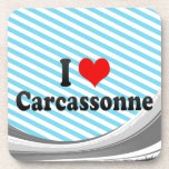 Amo Carcasona, Francia Posavasos