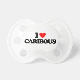 AMO CARIBÚES CHUPETE