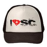 ¡Amo Carolina del Sur! Casquillo Gorro De Camionero