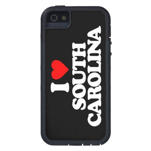 AMO CAROLINA DEL SUR FUNDA PARA iPhone 5 TOUGH XTREME