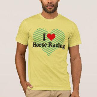 Amo carrera de caballos playera