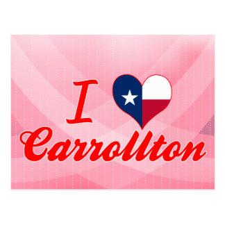 Amo Carrollton, Tejas Postal
