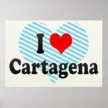 Amo Cartagena, Colombia Póster