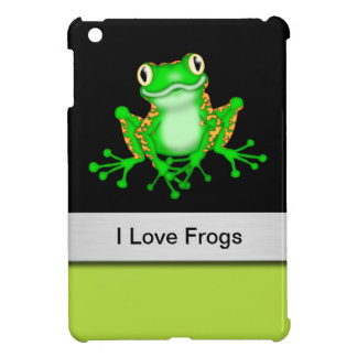 Amo caso del iPad de las ranas el mini iPad Mini Cobertura
