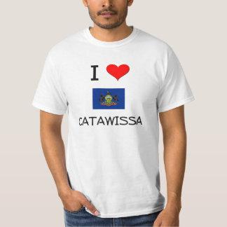 Amo Catawissa Pennsylvania Remera