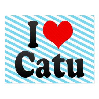 Amo Catu, el Brasil Tarjetas Postales