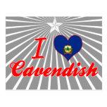 Amo Cavendish, Vermont Postal