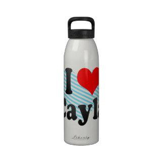 Amo Cayla Botella De Agua