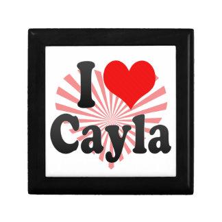 Amo Cayla Caja De Joyas