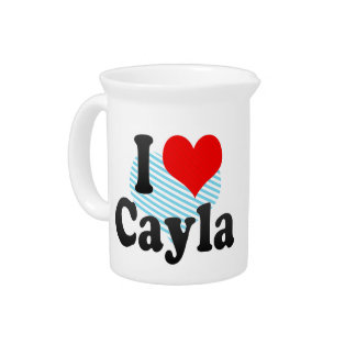 Amo Cayla Jarra Para Bebida