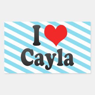 Amo Cayla Rectangular Altavoces