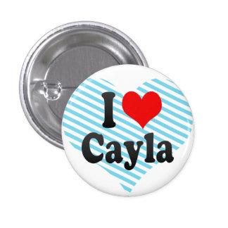 Amo Cayla Pin