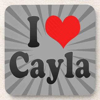 Amo Cayla Posavasos