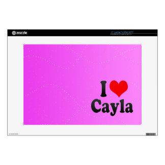 Amo Cayla Skins Para Portátiles